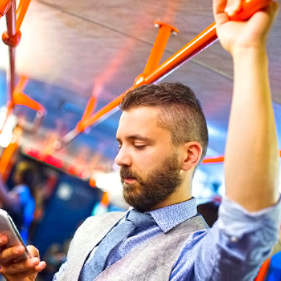доставка персонала автобусом
